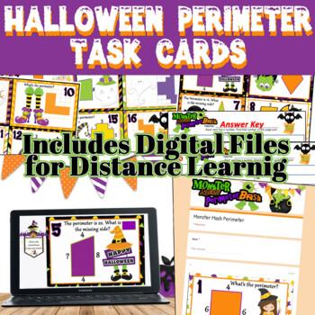 "Perimeter - Halloween themed ""Monster Mash Perimeter Bash"""