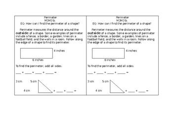 Perimeter Interactive Notes