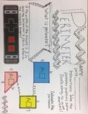 Perimeter Math Doodle