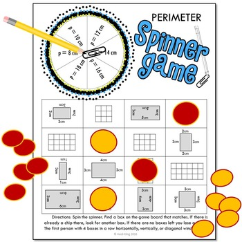 image relating to Printable Spinner named Perimeter Printable Math Spinner Video games