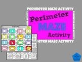 Perimeter: Measurement Maze Activity