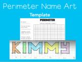 FREE Perimeter Name Art