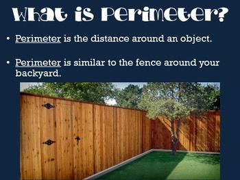 Perimeter Palooza - Perimeter Word Problems
