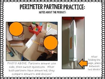Perimeter Partner Practice {CCSS 3.MD.D.8}
