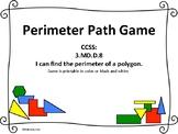 Perimeter Path Game