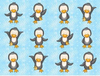 Perimeter Penguins Koosh Ball Game for SMART Board