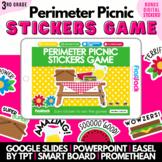 Perimeter Picnic SMART BOARD Game - Common Core Aligned