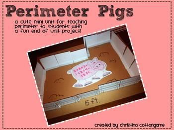 Perimeter Pig Pens