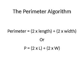 Perimeter PowerPoint