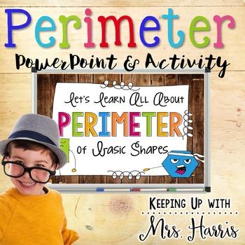 Perimeter PowerPoint - Interactive WS Activity