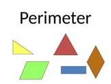 Perimeter Powerpoint (Aligns with Common Core)
