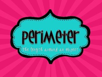Perimeter Powerpoint Practice