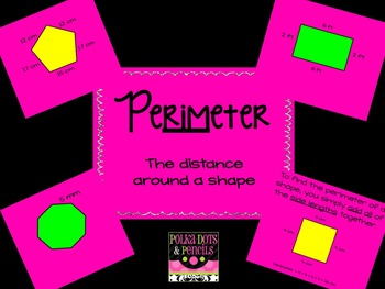 Perimeter Practice Flipchart