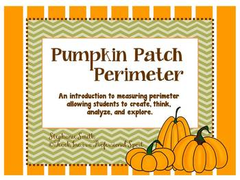 Perimeter- Pumpkin Patch Perimeter