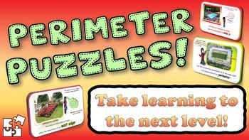 Perimeter Puzzles!