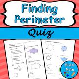 Perimeter Quiz