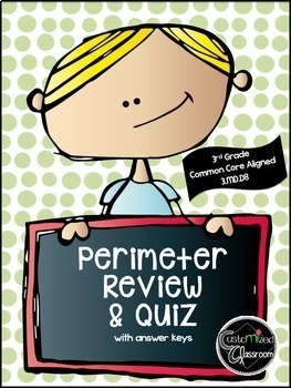 Perimeter Quiz with Review