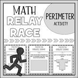 Perimeter Activity Relay Race Game