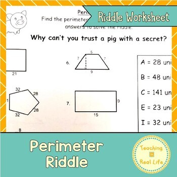 Perimeter Riddle Page