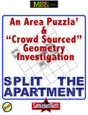 Perimeter, Rotational Symmetry and Geometry Puzzle