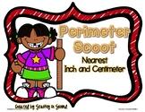 Perimeter SCOOT (Nearest Inch and Centimeter)