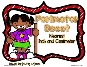 Perimeter SCOOT (Nearest Inch and Centimeter)