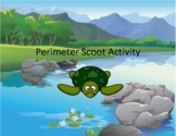 Perimeter Scoot Activity/Task Cards