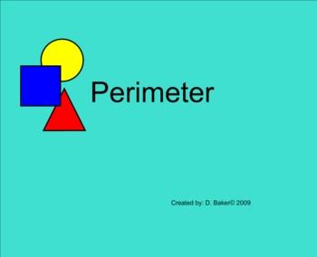 Perimeter Smartboard Lesson