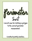 Perimeter Sort/Game