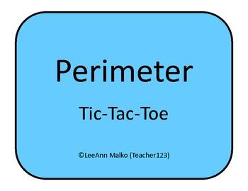 Perimeter Tic-Tac-Toe