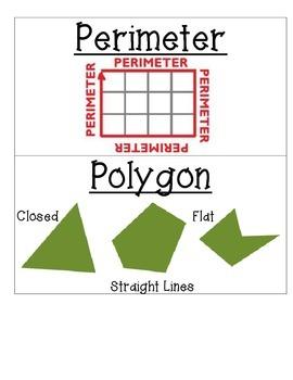 Perimeter Vocabulary **New TEKS Aligned