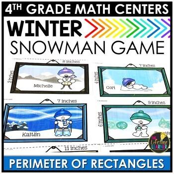 Winter Perimeter Game