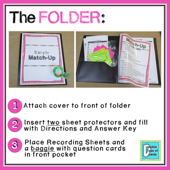 Perimeter Word Problems Matching Game