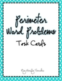 Perimeter Word Problems/Cards