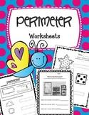 Perimeter Worksheets & Activities. NO PREP!