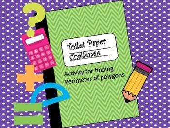 Perimeter activity lesson plan