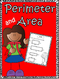 Math: Finding Perimeter and Area