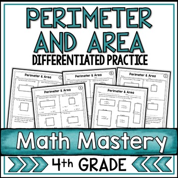 Perimeter And Area Worksheet Teaching Resources | Teachers Pay Teachers