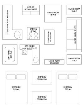 Perimeter and Area Apartment Activity