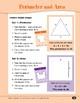 Perimeter and Area (Calculation)