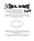 Perimeter and Area - Creating Go-Kart Race Tracks - Hands-