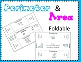 Perimeter and Area Foldable