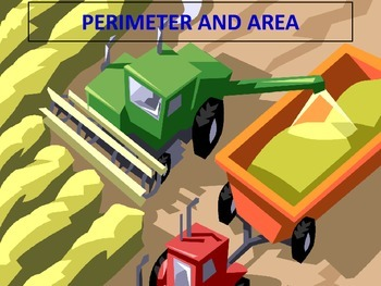 Perimeter and Area - Full Presentation