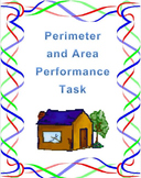 Perimeter and Area Performance Task
