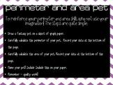 Perimeter and Area Pet