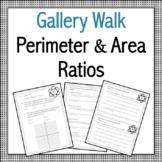 Perimeter and Area Ratios Gallery Walk