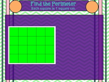 Perimeter and Area Review Flipchart