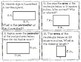 Perimeter and Area SCOOT! Game, Task Cards or Assessment