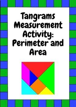 Perimeter and Area Tangram Activity