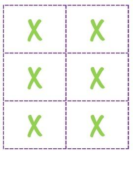 Perimeter and Area Tic-Tac-Toe